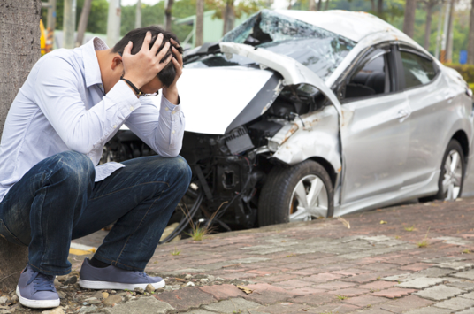 A closer look at red light accidents